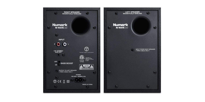 製品情報 n wave 360 numark